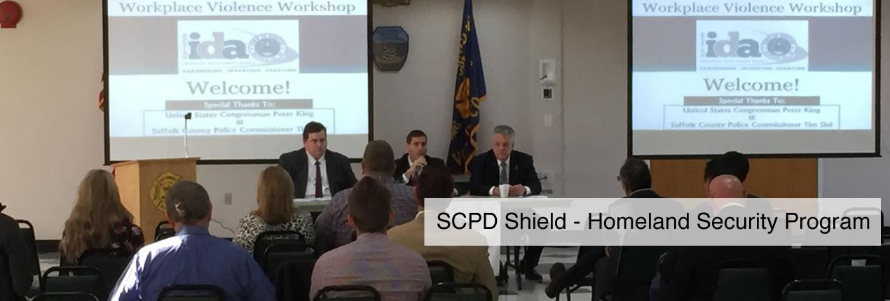 SCPD Shield - Homeland Security Program