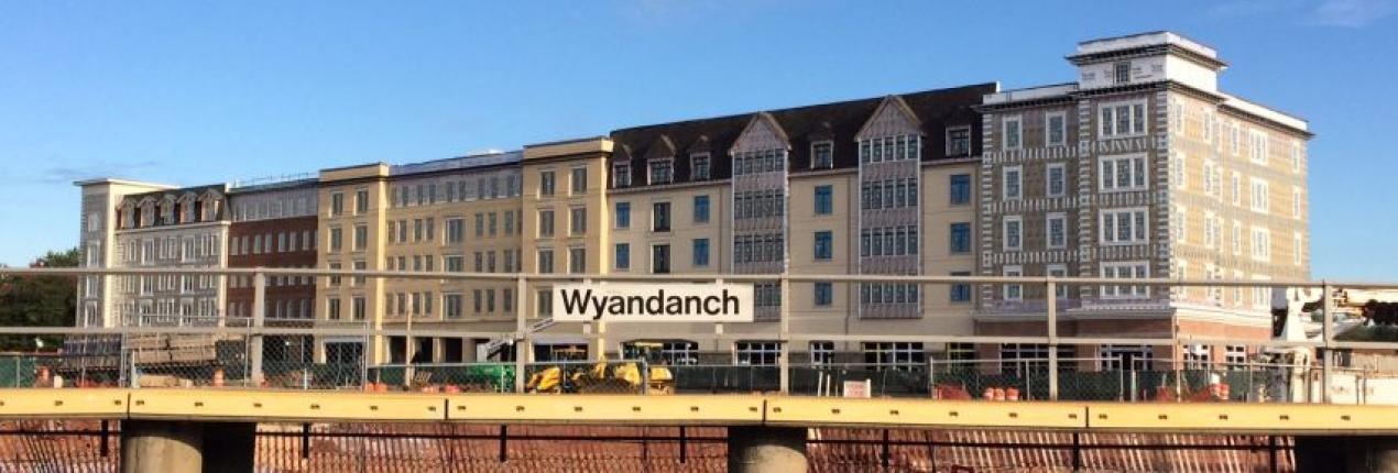 Wyandanch Rising